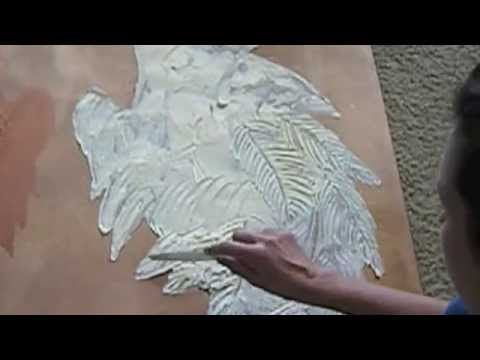 DIY HOW TO MAKE 3D PAINT ANGEL WINGS tutorial..  •♥•Hippie Hugs with Love, Michele•♥•