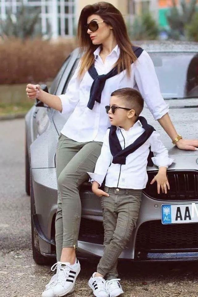 Pin by 🐝🐞🍀🌳JeJe🦄🐦🦋🐛 on Ideen Outfits/Style   Mother son