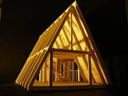 A Frame Model House の画像検索結果 Model Homes House House Styles