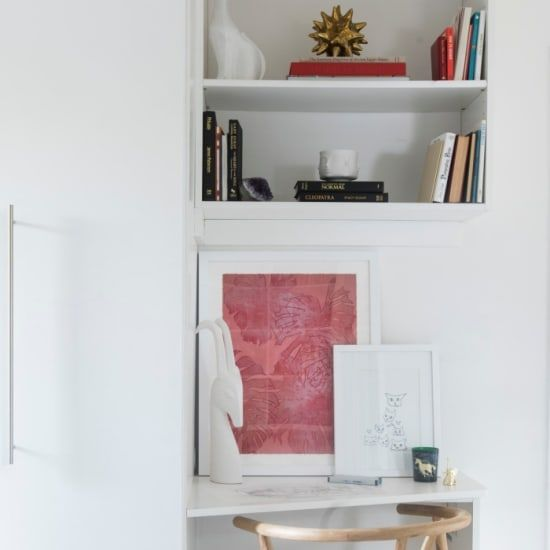 Corner Kitchen Desk Designs: Best Small Desk Ideas For Kitchen Corners And Tiny Nooks
