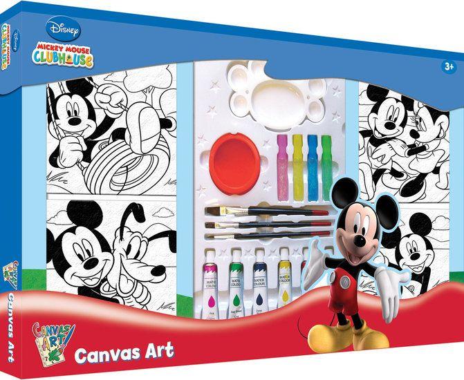 Disney verfdoos Mickey