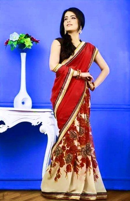 serial-actress-radhika-madan-unseen-saree-photoshoot