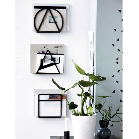 House Doctor tidningsställ vägg från House Doctor | designonline.se