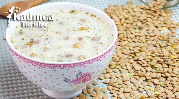 Yeşil Mercimekli Erişteli Yoğurt Çorbası Tarifi | Kadınca Tarifler | Kolay ve Nefis Yemek Tarifleri Sitesi - Oktay Usta