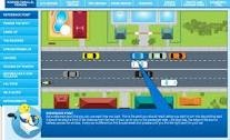Interactive driving test tips