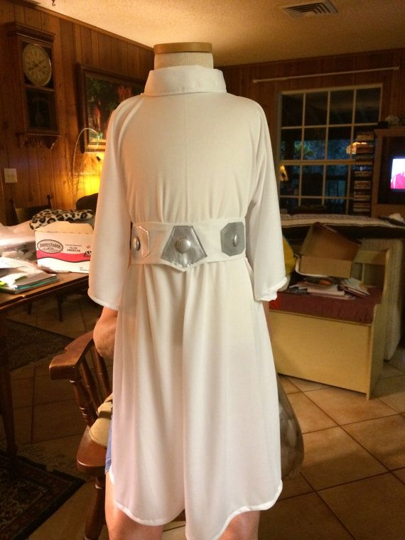 Taille 2 t-5 Princesse Leia Costume Star Wars enfants