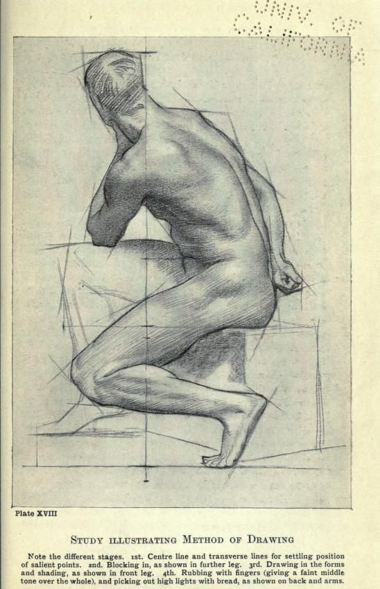 From the book the practice science of drawing 192