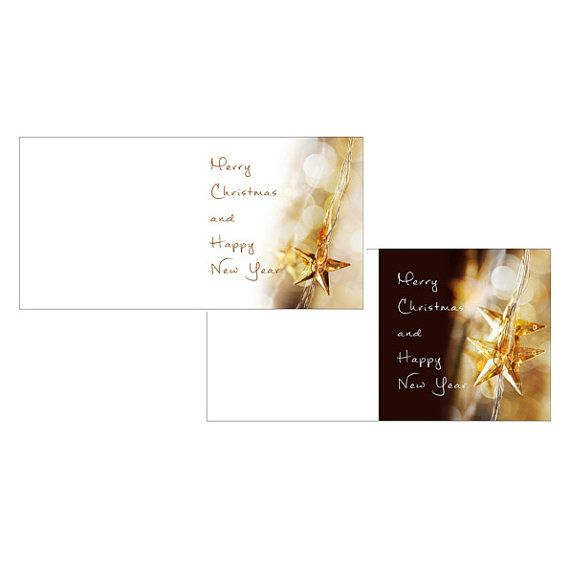 Instant download Printable Christmas gift cards by KatiMolin