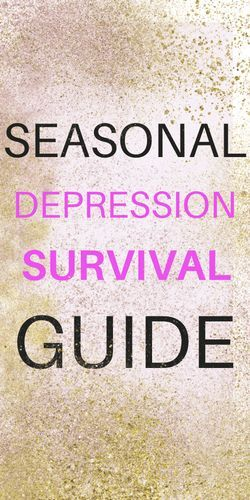 Seasonal Depression Survival Guide - Radical Transformation Project