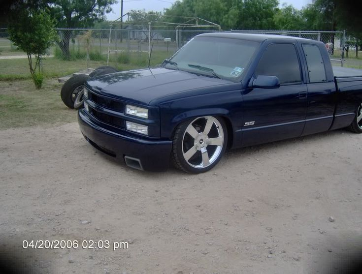 OBS with NBS SS rims? - Chevy Truck Forum   GMC Truck ...