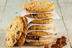 I biscotti ai cereali fatti in casa: un pieno di fibre a colazione