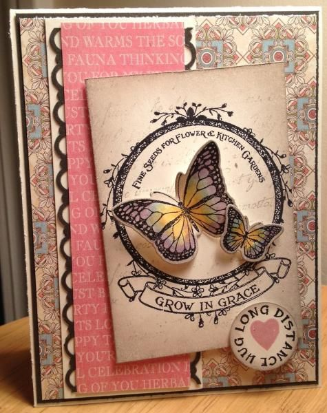 Grow In Grace by Schofield27 - Cards and Paper Crafts at Splitcoaststampers