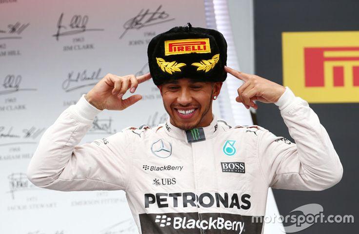 Grand Prix de Russie 2015 : Hamilton domine et Mercedes champion du monde constructeur