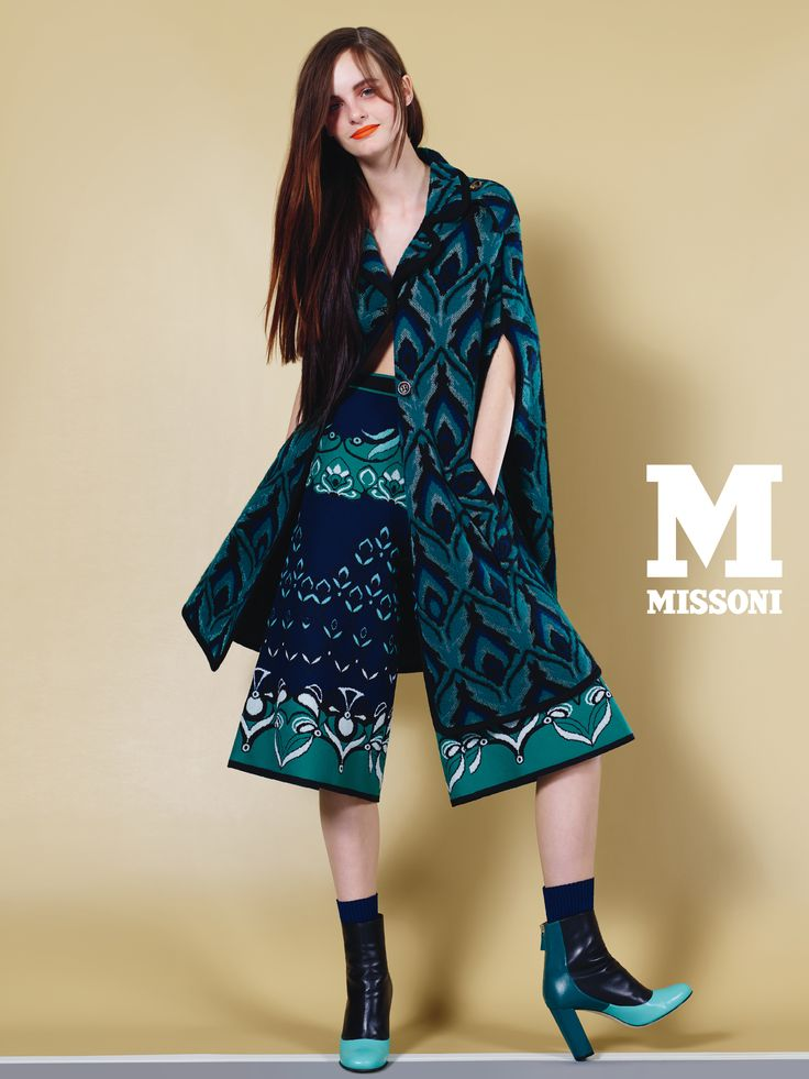 #MMissoni | Advertising Campaign | Fall Winter 2016-2017