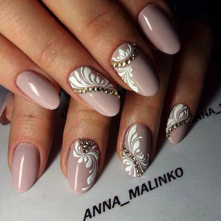 """4,078 Likes, 5 Comments - Маникюр  Ногти (@nails_pages) on Instagram: """"#дизайнногтей #гельлак #шеллак  #модныеногти #маникюр #мода  #френч #ногти #педикюр #nailswag…"""""""