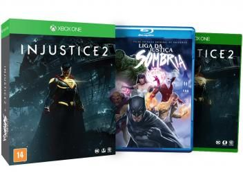 Injustice 2 - Edição Limitada para Xbox One - Warner - Pré-venda