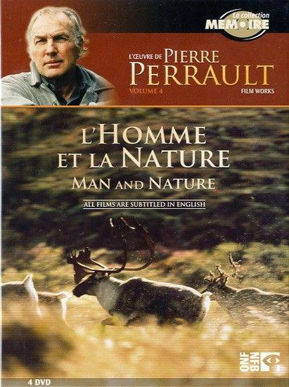 L'Homme et La Nature [Le Goût de la Farine, 1977 / Le Pays de la Terre Sans Arbre ou Le Mouchouânipi, 1980 / La Bête Lumineuse, 1982] - Cinéma Direct - Courant / École Esthétique - Film
