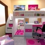 Berg Play & Study Loft Bed
