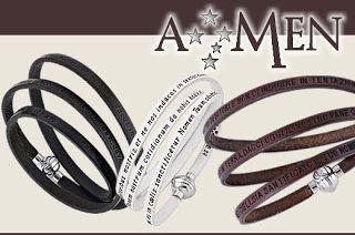 La produzione dei bracciali Amen parte dalla concezione di creare degli oggetti che nascono dalla grande voglia di amore e spiritualità...