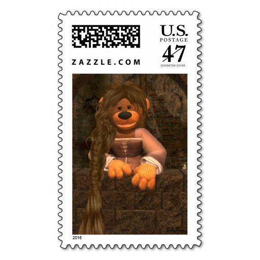 Dinky Bears Rapunzel