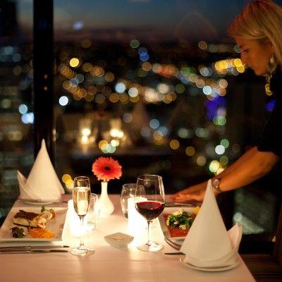 C Restaurant | Fine Dining in Perth's revolving restaurant