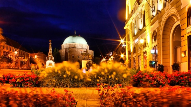 Csodás Pécs