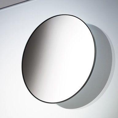 Spiegel Mit Saugern   Badezimmerausstattung