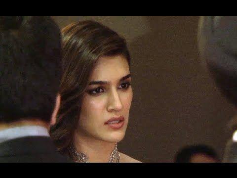 Kriti Sanon at Shahid Kapoor - Mira Rajput's Grand Wedding Reception.
