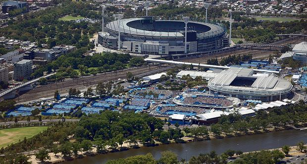 Australian Open Day 11 Semifinals Schedule of Play / Scores: Thursday, January 23 - http://www.tennisfrontier.com/news/atp-tennis/australian-open-day-11-semifinals-schedule-of-play-scores-thursday-january-23/