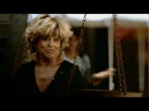 Eros Ramazzotti & Tina Turner - Cose Della Vita | VideoClip ᴴᴰ - YouTube