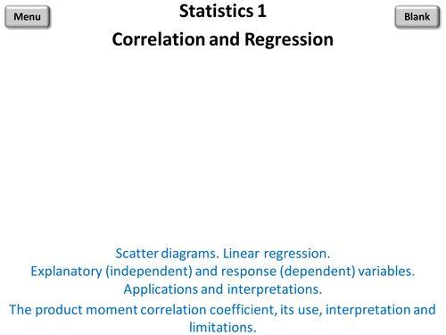 Statistics 1 PowerPoint