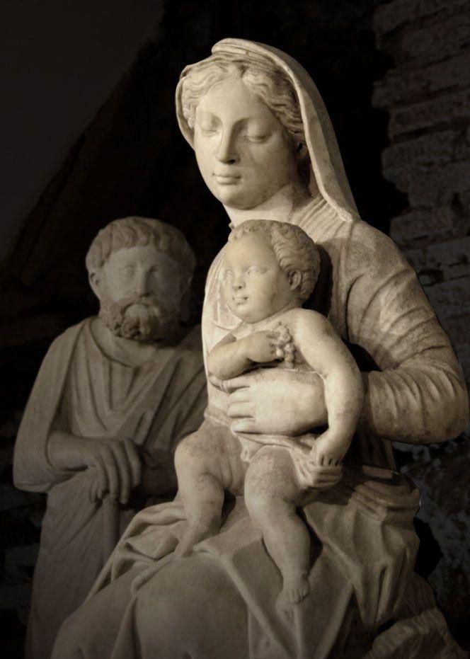 Arnoldo di Cambio,Presepe Santa Maria Maggiore, Roma