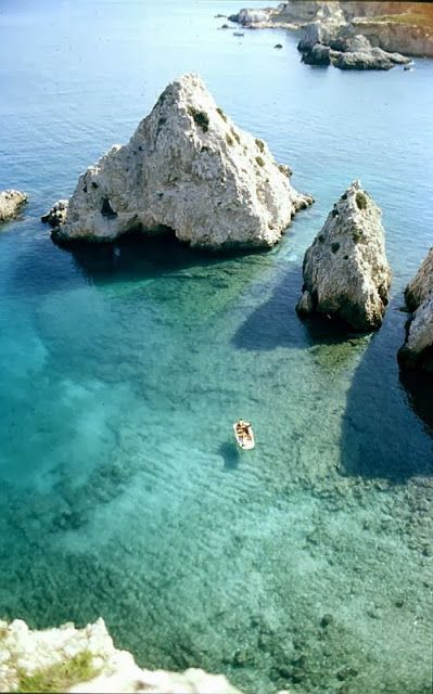 Gargano Natural Park, Island of Tremiti, Italy