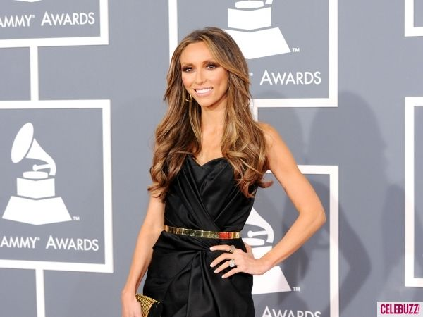 Giuliana Rancic she works for E News! & shes a journalist . Which is what I want to be