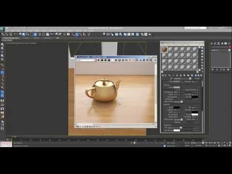 ▶ 3DS Max tutorial Wood Floor Vray material - YouTube