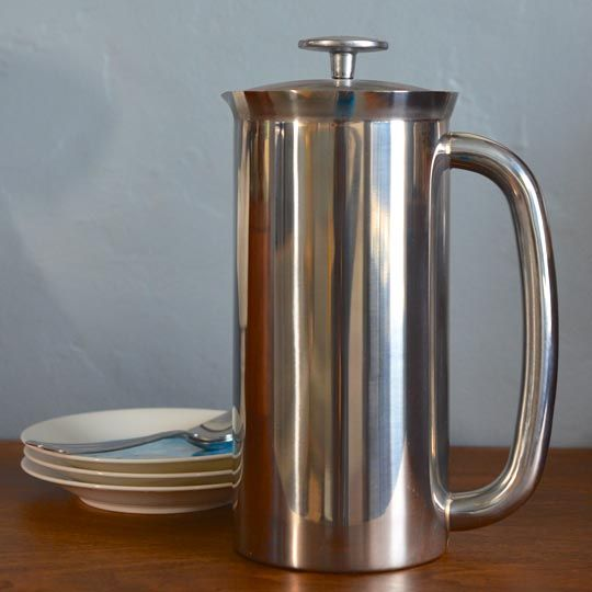 Coffee for a Crowd: The Espro Press, A New (& Better) French Press Coffee Maker Product Review