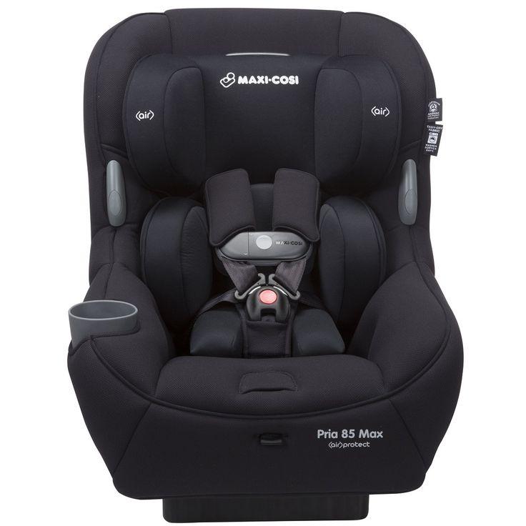 Maxi-Cosi Pria 85 Max Convertible Car Seat Special Edition- Night Black