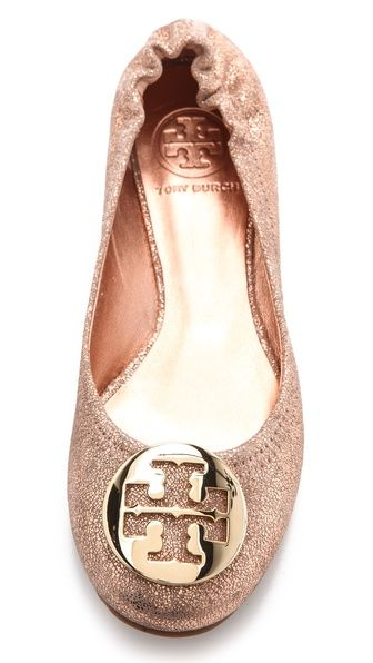 Tory Burch... such a great color - would go with everything.