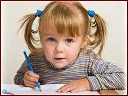 Μαθαίνω να κρατάω σωστά το μολύβι μου