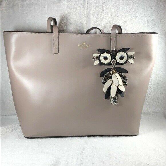 884cdb537 Kate Spade Star Bright Owl Little Len Tote Bag | Women's Fashion in ...