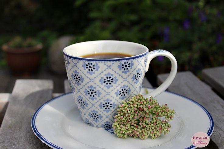 Kaffe coffee Greengate Havetssus Denmark