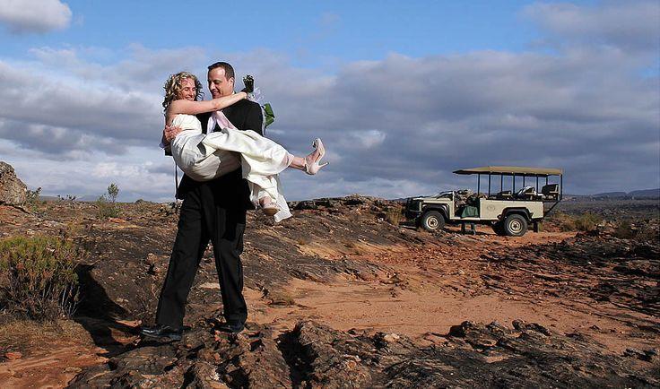 Weddings in Africa, Bushmans Kloof near Cape Town. http://www.uyaphi.com/wedding/