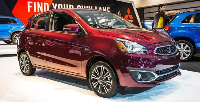Ini harga resmi Mitsubishi New Mirage
