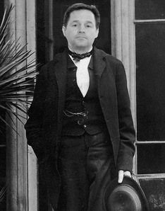 """Clegg confession: I like to dress as Gladstone at weekends  """"The world a better place when mens casual meant a cravat and not flaunting your moobs."""" This amused me :P Nice snark there!"""
