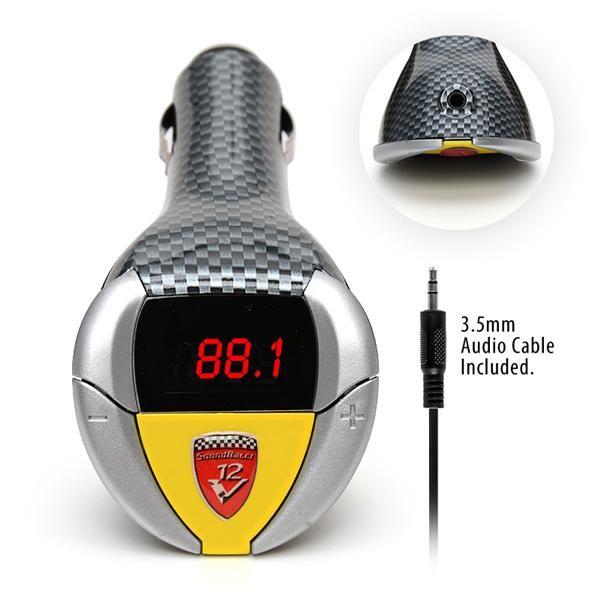 SoundRacer V12 - Ferrari 512