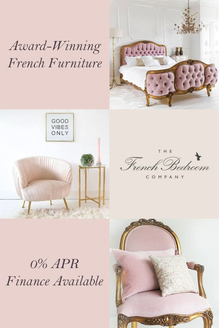 The french bedroom company has carefully hand selected a - French interior design companies ...