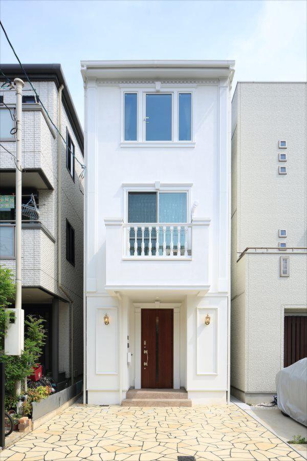 プチホテルみたいな家 ヴィンテージホームズの写真集 大阪 輸入住宅