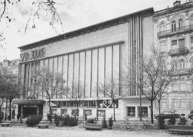 Cinema S. Jorge - 1950