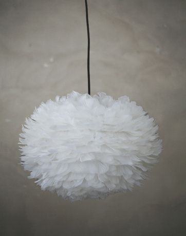 Feather Lamp | Artillery | Furnishing Gothenburg