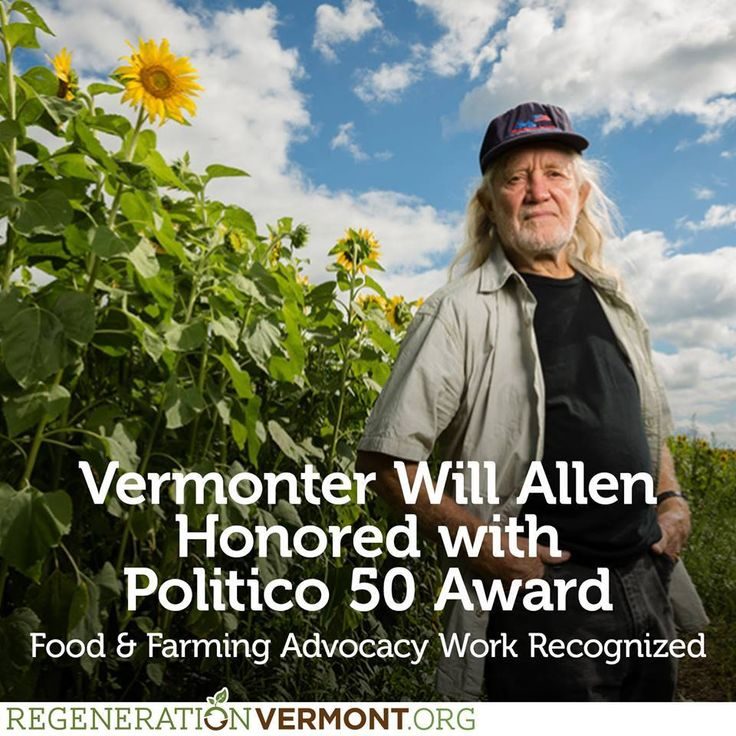 """""""While we are pleased with the recognition of those efforts,"""" wrote Allen to his Vermont coalition partners, """"we are extremely dismayed by Politico's blindsiding us in pairing me with Debbie Stabenow and concluding that we changed American agriculture. The Vermont bill certainly influenced the debate, but Stabenow's efforts just prove the power of corporate control."""
